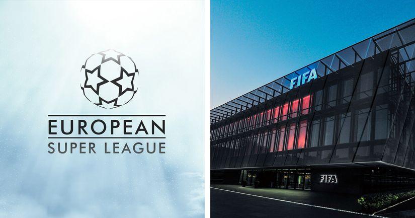 FIFA issue statement against creation of European Super ...