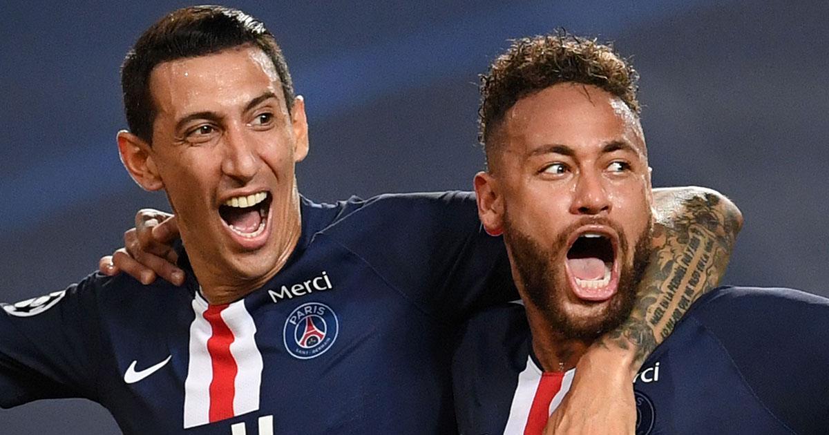 Neymar et Di Maria s'attendraient tous deux à faire partie du groupe du PSG pour le choc contre le Barça