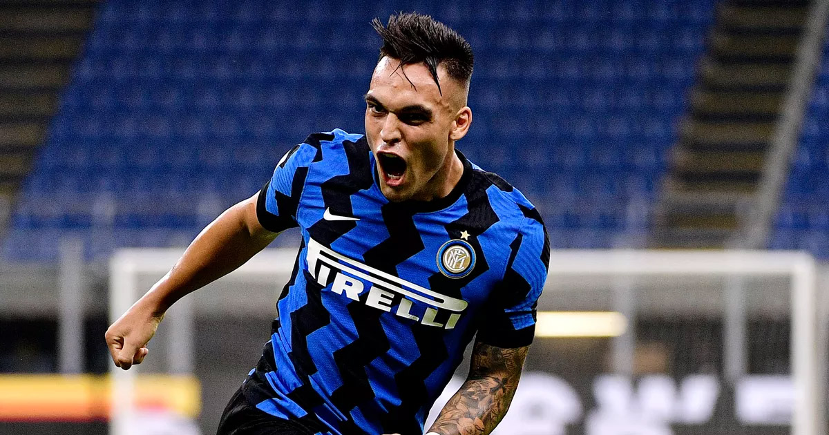 Lautaro Martinez said to be ready to wait until 2021 to join Barcelona