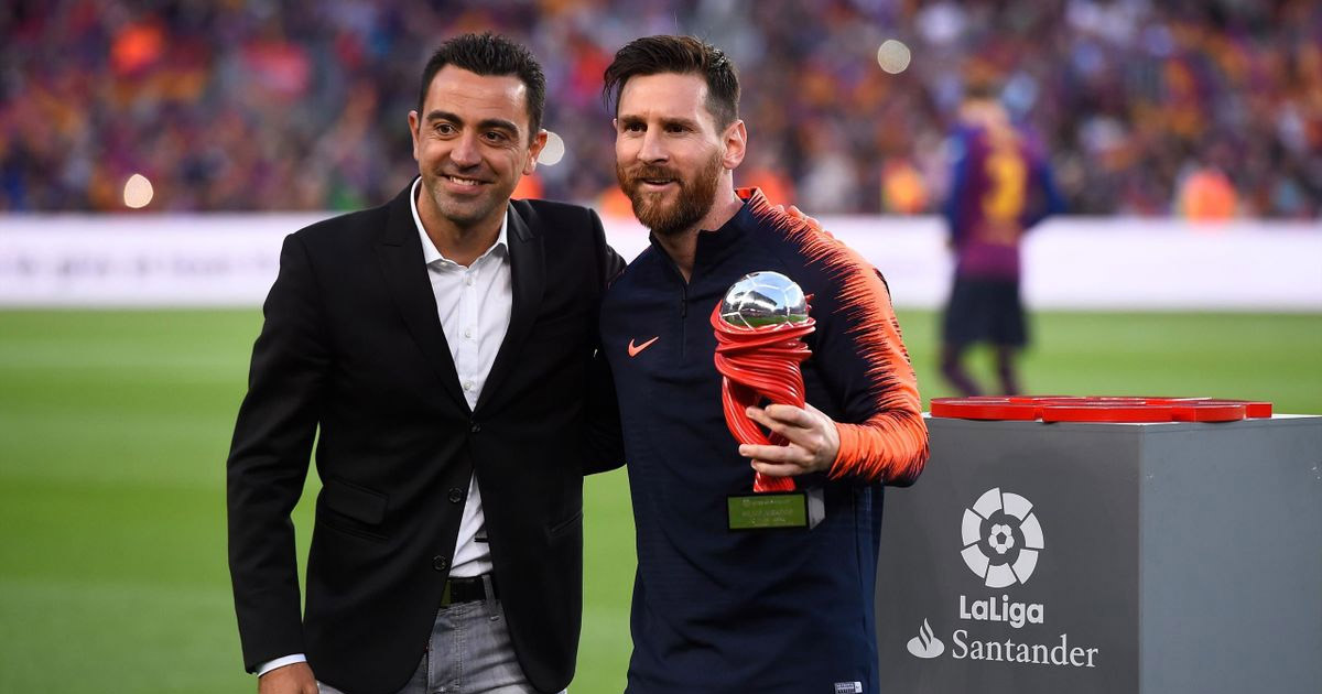 Font: Xavi could play a decisive role in convincing Messi to stay
