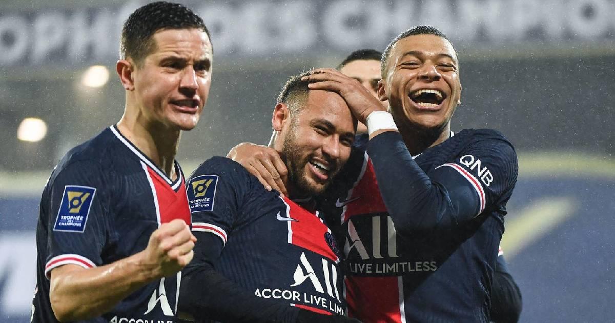 La belle statistique du PSG à domicile en Ligue 1 qui plaide en faveur d'une victoire contre Nîmes