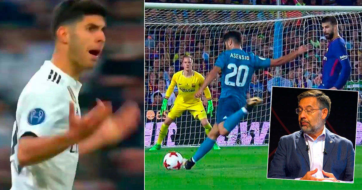 'He was a great footballer': Asensio's agent reveals how Barca lost the chance to sign the player over €2m