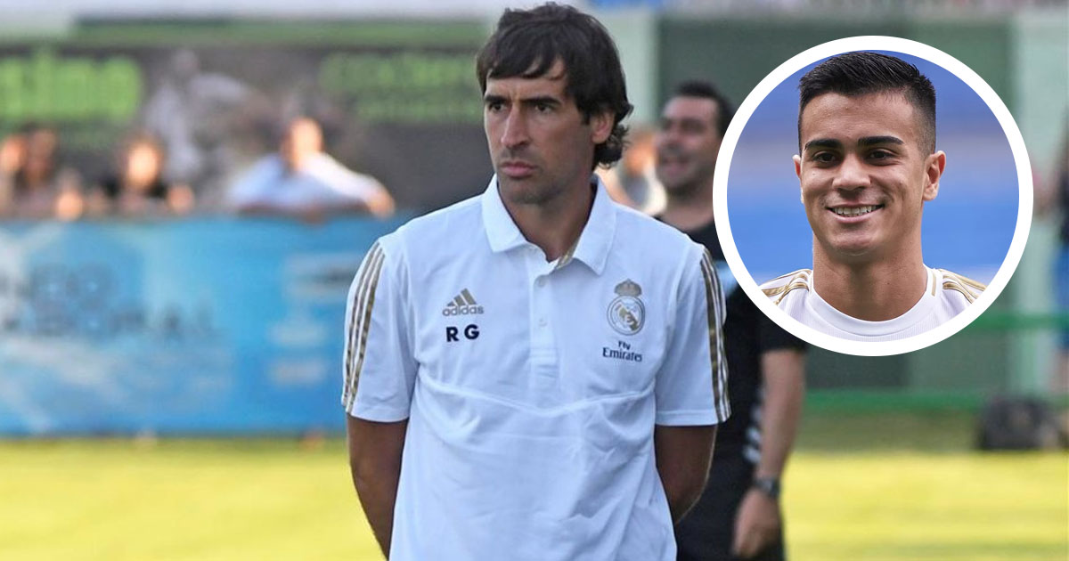 'Great person, great coach': Reinier raves about Castilla manager Raul